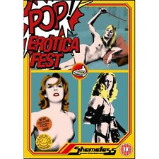 Shameless : Pop Erotica Fest - Box Set (3 Discs) - New DVD