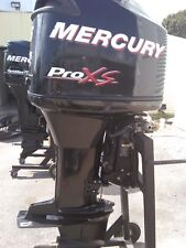 "2012 MERCURY 175 XL PRO-XS 25""inch shaft Optimax"