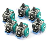 6pcs Analog Stick Joystick Replacement for XBox One PS4 Dualshock 4 Controller