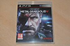 Jeux vidéo Metal Gear Solid pour Sony PlayStation 3 Sony