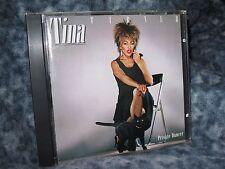 "TINA TURNER ""PRIVATE DANCER""  JAPANESE CD 1984"