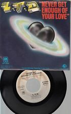 Soul Picture Sleeve 45 L.T.D. - Never Get Enough Of Your Love / Make Someone Smi