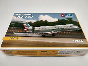 Maquette a monter Avion Bombardier CRJ -700 Big Planes Kit, neuve echelle 1:144