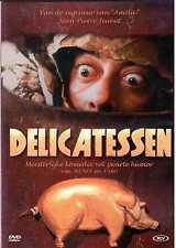Delicatessen (1991) DVD dutch version italian audio