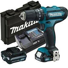 Makita Perceuse Batterie Hp331dsax3 10 8v 2 0ah AH Chargeur Sac