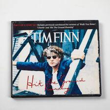 TIM FINN Hit the ground running CD Single UPC: 724388089227