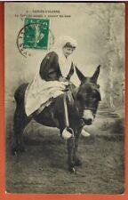 1915 - CPA - La Sablaise excelle à dresser les Anes - Sables d'Olonne //-Réf.A66