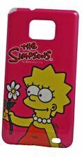 Lisa Simpson Cover posteriore per Samsung i9100 Galaxy s2 S II THE SIMPSONS COVER POSTERIORE