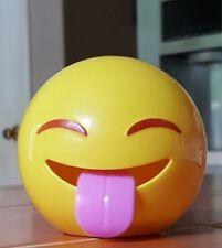 Solar Powered Dancing EMOJI Face Bobblehead Toys New USA Seller You Pick Free Sh