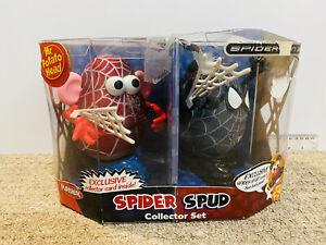 Mr Potato Head Spider Spud SpiderMan 3 HMV Exclusive Marvel Spider Man