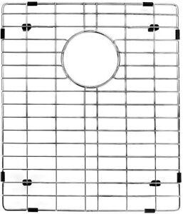 "NEW! VIGO Stainless Steel Bottom Sink Grid  16"" x 14""  VGG1417 For VG3219A"