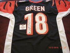 26554f35d Cincinnati Bengals A.J. Green NFL Original Autographed Jerseys