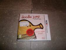 JEU NINTENDO 3DS ver. Française: DOODLE JUMP ADVENTURES - NEUF sous Blister