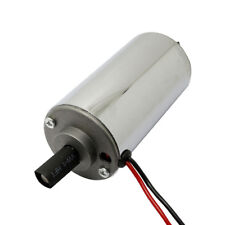 Chrome CNC 400W Air Cool Brush Spindle Motor