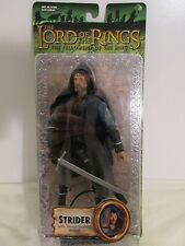 Lord of the Rings ~ Fellowship of the Ring ~ Strider with sword ~ MOC