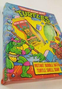 Mutant Bubble Bath Turtle Shell Soap Teenage Mutant Ninja Hero Turtles TMNT