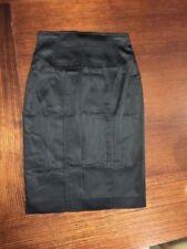 Cue Below Knee High Waist Skirts for Women