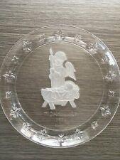 Nib Avon M.J. Hummel 1996 Collectors 8 1/2� Angel Plate