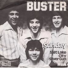 7inch BUSTER Sunday GERMAN 1976 EX  ( glam rock)  (S0805)