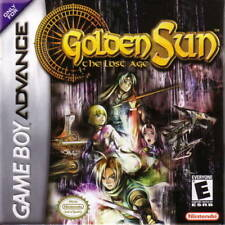 Golden Sun The Lost Age GBA Great Condition Fast Shipping