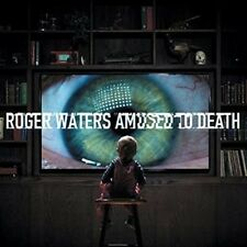 Roger Waters Amused to Death 2 X 200gm Vinyl LP Gatefold 2015 &