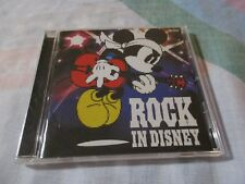 ROCK IN DISNEY JAPAN IMPORT CD MICKEY MOUSE
