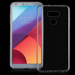 Ultra Slim TPU Clear Protective Case Cover Skin for LG G5 G6 X Power G7 K8 K10