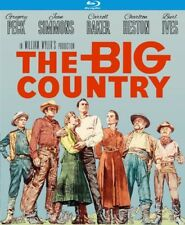 The Big Country [New Blu-ray]