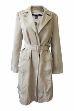 *DKNY* COTTON BELTED TRENCH COAT (14)