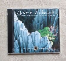 "CD AUDIO MUSIQUE / JAZZ ECHOES ""NATURAL HARMONY"" 10T CD COMPILATION  NEUF"