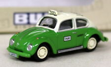 BUB 1/87 Tiny Scale - 09505 VW Beetle Kafer 1302 Mexico Taxi Diecast Model car