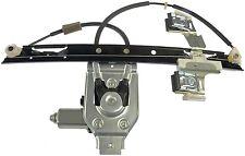 DORMAN 741-890 REAR LEFT POWER WINDOW MOTOR & REGULATOR ASSEMBLY FOR TRAILBLAZER