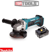 Makita DGA452Z 18v 115mm LXT Angle Grinder Body With 1 x 3Ah Battery