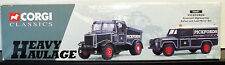 CORGI HEAVY HAULAGE SCAMMELL HIGHWAYMAN & LAND ROVER SET PICKFORDS-16601