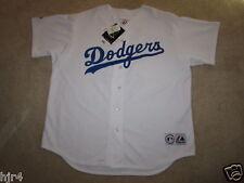 Los Angeles Dodgers Jeff Kent #12 MLB Majestic Jersey XL NEW Deadstock Vintage