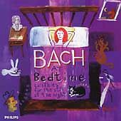 Bach At Bedtime CD! BRAND NEW! STILL SEALED!