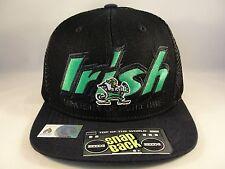 NCAA Notre Dame Irish Trucker Snapback Hat Cap