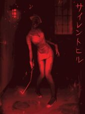Silent Hill  - Beautiful  Wall Poster  24 in x 18 in ( Fast Shipping )