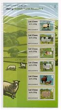 GB 2012 British Farm Animals I (1) Sheep Post and Go Presentation Pack VGC stamp