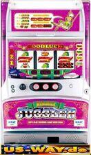 S-0084 Las Vegas Slot Maschine Spielautomat Geldspielautomat Einarmiger Bandit