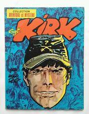 BD - Sergent Kirk 1 la vallee perdue / EO 1975 /  HUGO PRATT / SAGEDITION / 2 av