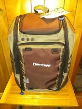 Flambeau Zerust Outdoors Portage Pack Backpack Softside Tackle Bag Nwt