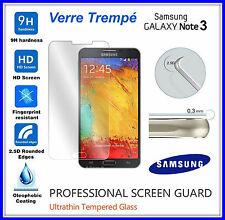 SAMSUNG GALAXY NOTE 3 Tempered Glass Vitre de protection écran VERRE TREMPE