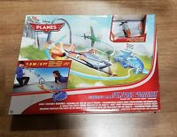Disney Planes Sky Track Challenge Flying Air Race Playset Toy with Dusty