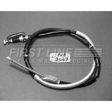 Oe Calidad * Para Isuzu Rodeo 2.5 Td 3.0 Dt 7//2003 /& gt Lh Lateral Trasera Freno De Mano Cable