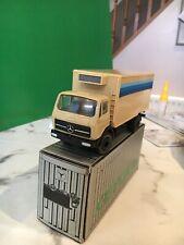 Conrad 1/50 Scale - 3038 Mercedes Benz Fridge Model Truck New Code 3