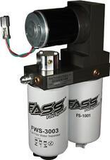 FASS 01-10 GM LB7/LLY/LBZ/LMM DURAMAX 6.6L 0-600HP DIESEL FUEL PUMP LIFT KIT