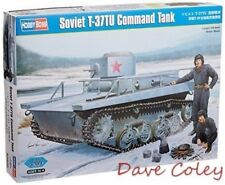 HobbyBoss 83820 1:35th échelle Soviet T-37TU Command Tank