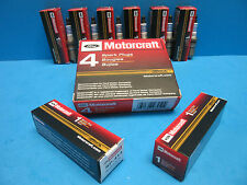 Set 6 OEM FORD Spark Plugs Motorcraft SP504 AGSF34FM Finewire Platinum 4.2L V6