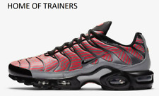 Nike Air Max Plus TN Red Midnight Navy Bright Men's Trainers All Sizes